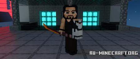 Скачать Cyberpunk 2077 для Minecraft PE 1.16