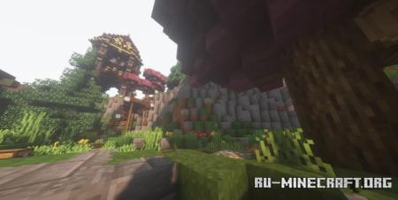 Скачать Native Realism для Minecraft 1.16