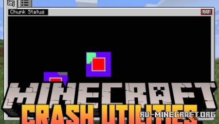 Скачать Crash Utilities для Minecraft 1.16.4