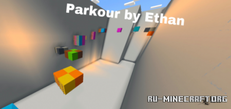 Скачать Parkour by Ethan для Minecraft PE