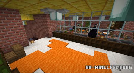 Скачать There Is No Parkour для Minecraft