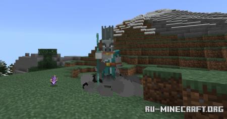 Скачать Windcaller для Minecraft PE 1.16