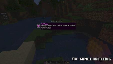 Скачать Lost Trinkets для Minecraft 1.16.4