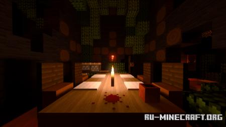 Скачать SG Replay Minotaur Mansion для Minecraft PE