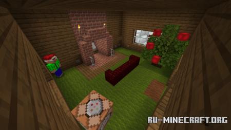 Скачать Holiday Puzzle Rush для Minecraft PE