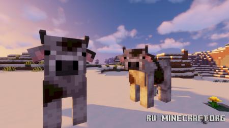 Скачать Chubby Cheeks [32x] для Minecraft 1.16