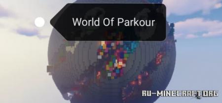 Скачать World Of Parkour by SerGared для Minecraft