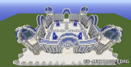 Скачать Spawn by Greizh9Official для Minecraft