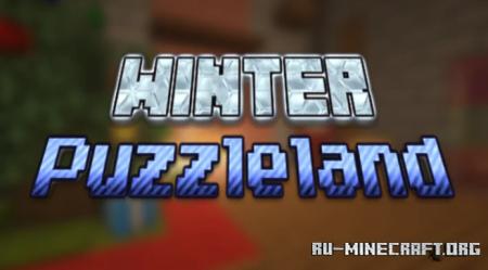 Скачать Winter Puzzleland by DoctorChosen для Minecraft