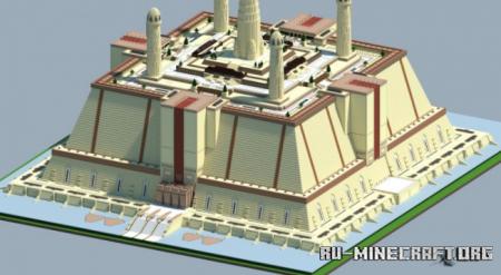 Скачать Jedi Temple для Minecraft