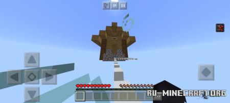 Скачать Big House Parkour для Minecraft PE
