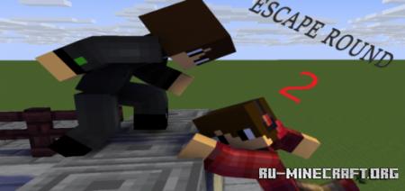 Скачать Escape Round 2 для Minecraft PE