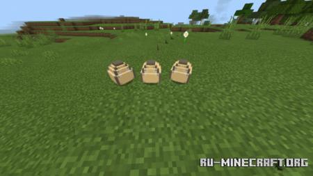 Скачать Mesozoic Biology для Minecraft PE 1.16