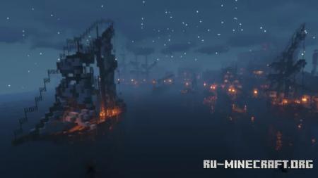Скачать Medieval Ship With Interior для Minecraft