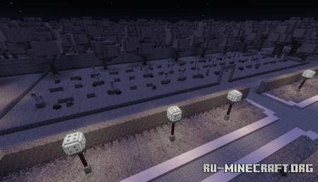 Скачать Black & White Country Estate Murder для Minecraft