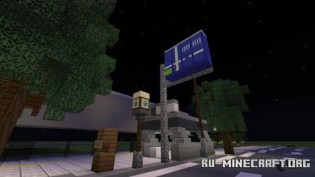 Скачать Urashima City для Minecraft PE