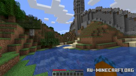 Скачать Camera Overhaul для Minecraft 1.16.4
