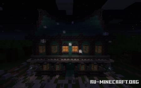 Скачать The Abduction для Minecraft