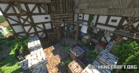 Скачать Farm House-WesterosCraft для Minecraft