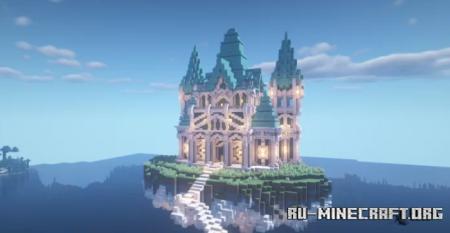 Скачать Celestial Temple для Minecraft