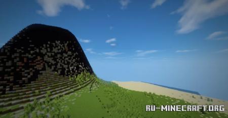 Скачать A Caribean Island для Minecraft