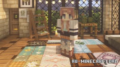 Скачать Nox's Better Carpets для Minecraft 1.16