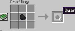 Скачать Dwarf Coal для Minecraft 1.16.5