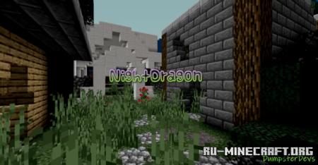 Скачать NightDragon (Mini-Game) для Minecraft