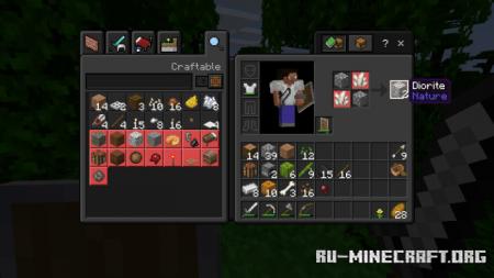 Скачать Dark Mode для Minecraft PE 1.16