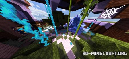 Скачать The Fortress Run для Minecraft PE