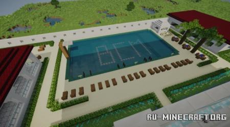 Скачать Hotel Memories для Minecraft