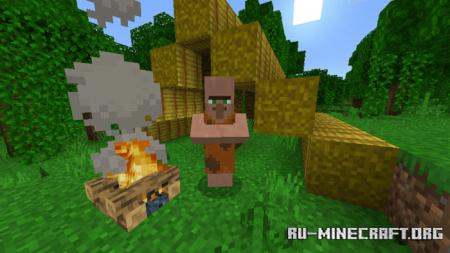 Скачать Caveman Buddy для Minecraft PE 1.16