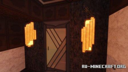 Скачать Falkers Art Deco [64x] для Minecraft 1.15