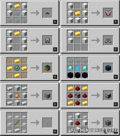Скачать Moon and Space для Minecraft 1.16.4