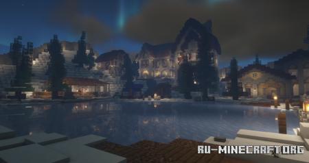 Скачать Snow Dodge для Minecraft