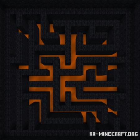 Скачать Randomized Maze для Minecraft PE