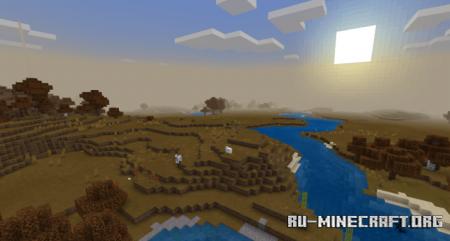 Скачать Y'all, It's Fall!! (Winter Update) для Minecraft PE 1.16