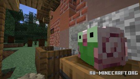 Скачать Extractures для Minecraft 1.16.4