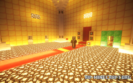 Скачать Mysterious Mine для Minecraft