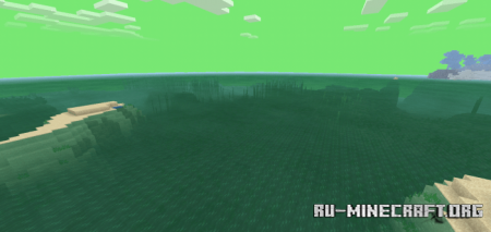 Скачать Planet Namek Pack для Minecraft PE 1.16
