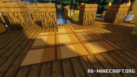 Скачать Noxs Better Carpet для Minecraft 1.15