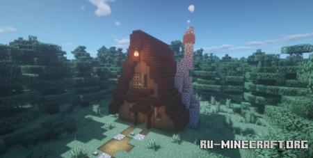 Скачать Simple Survival House by CloseeDBr для Minecraft