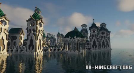Скачать Aquarius Lobby для Minecraft