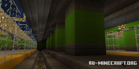Скачать Republic of Peaceland – Septennium Edition для Minecraft PE