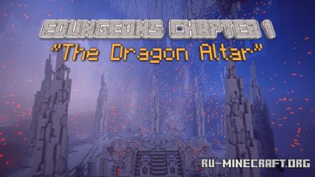 Скачать EDungeons: Chapter 1 The Dragon Altar для Minecraft PE