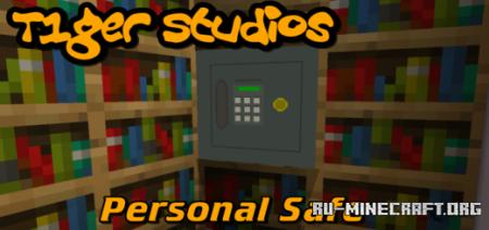 Скачать Personal Safe для Minecraft PE 1.16