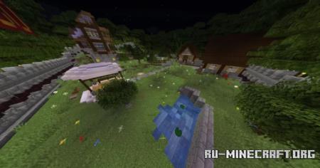 Скачать Co-op adventure - Forest Secrets для Minecraft