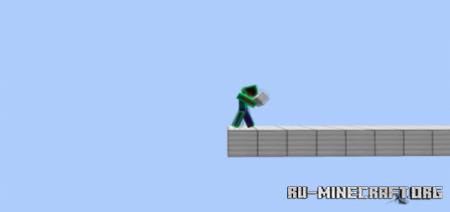 Скачать Bridge Practice для Minecraft PE