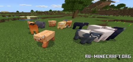 Скачать Genoa Cows для Minecraft PE 1.16