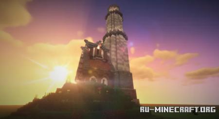 Скачать The Lighthouse by kimandjax для Minecraft